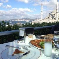 9/3/2012 tarihinde Agah A.ziyaretçi tarafından Hamdi Restaurant'de çekilen fotoğraf