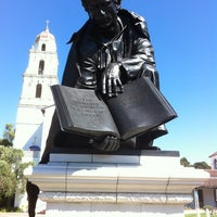 Photo taken at Saint Mary's College of California by Arvin S. on 6/18/2012
