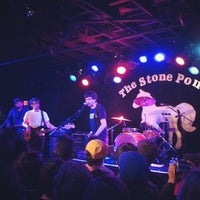 Photo taken at The Stone Pony by Kyle D. on 3/5/2012