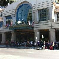 Photo taken at Fairmont San Jose by Leon on 8/3/2012