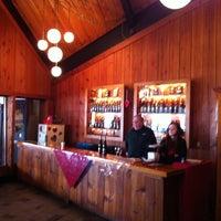 Photo taken at Wagner Vineyards by David M. on 2/12/2012