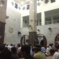 Photo taken at Mesjid Nurul Hidayah by y w. on 7/24/2012