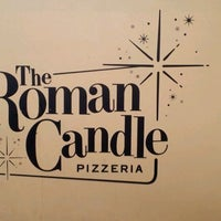 Photo taken at The Roman Candle Pizzeria by China M. on 3/2/2012