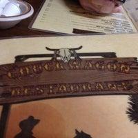 Photo taken at Chuck Wagon Restaurant by Krystie C. on 2/12/2012