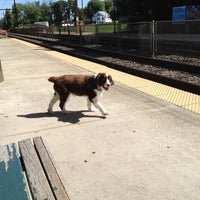 Photo taken at SEPTA Pennbrook Station by Royce on 6/16/2012