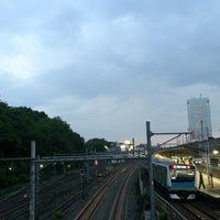 Photo taken at Ōji Station by Polo on 5/28/2012