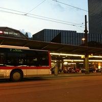 Photo taken at VBSG Busbahnhof St.Gallen by Philippe Daniel M. on 5/23/2012