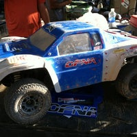 Photo taken at Orange County RC Track by Wally P. on 3/4/2012