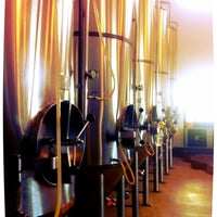 Photo taken at Napa Smith Brewery by Cassie O. on 3/11/2012