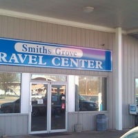 Photo taken at Smith's Grove Travel Center by Tim Hobart M. on 2/26/2012