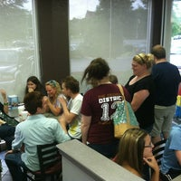 Photo taken at Chick-fil-A Albemarle Road by David M. on 7/14/2012