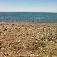 Foto tomada en Playa de La Malagueta por Laura R. el 6/12/2012