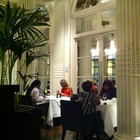 Photo taken at The Waldorf Hilton by Fabienne D. on 7/9/2012