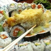Photo taken at Sushi & Teri by Jazmine on 8/3/2012