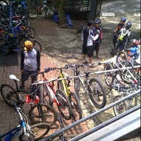 Photo taken at E-YOCI MTB Rest Area by Bella S. on 3/31/2012