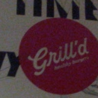 Photo taken at Grill'd by William H. on 5/31/2012