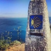 Photo taken at Faro de Fisterra by Héctor G. on 8/5/2012
