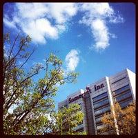 Photo taken at Somerset Inn by Ryan K. on 4/19/2012