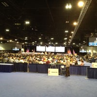 Photo taken at United Methodist General Conference 2012 by David H. on 4/30/2012