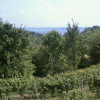 Photo taken at Ciccone Vineyard & Winery by Rodney R. on 8/4/2012