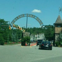 Photo taken at Canobie Lake Park by Colleen B. on 7/4/2012