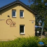 Das Foto wurde bei Carls Cafe und Bistro von Ilja F. G. am 7/25/2012 aufgenommen