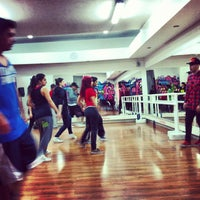 Photo taken at Power Peralta Dance Studio by Mauricio M. on 9/13/2012