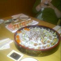 Photo taken at Hoshi Sushi by Joseph R. on 7/5/2012
