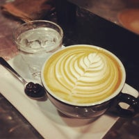 Photo taken at Kaldi's Coffee House by John S. on 6/1/2012