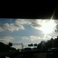 Photo taken at Long Island Expressway (LIE) (I-495) by Shannon W. on 6/17/2012