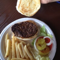 Photo taken at Island Buffalo Grill by Colleen B. on 8/8/2012