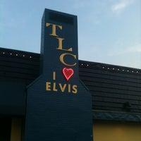 Photo taken at Elvis Presley Boulevard by Kathy on 7/2/2012