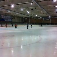 Photo taken at Хоккейный центр Амур by John I. F. on 5/24/2012