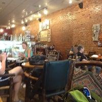 Photo taken at Lakota Coffee Company by Dennis V. on 4/1/2012