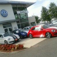 Photo taken at Southern Volkswagen at Greenbrier by Geoffrey G. on 6/11/2012