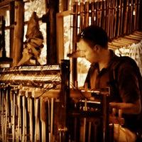 Photo prise au Saung Angklung Mang Udjo par Radhya Prakasa R. le5/13/2012