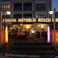 Photo taken at Adana Metrelik Kolcu Kebap by Adana Metrelik on 6/11/2012