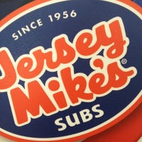 Photo taken at Jersey Mike's Subs by Win K. on 7/7/2012