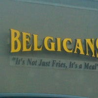 Photo taken at Belgicans by Sindi H. on 8/11/2012