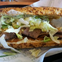 Photo taken at Quiznos by Armand P. on 8/16/2012