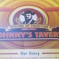 Photo taken at Johnny's Tavern by Vegas C. on 6/15/2012