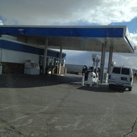 Photo taken at Chevron by Jay Z. on 2/19/2012