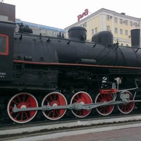 Photo taken at Vladivostok Railway Station by Aleksandr V. on 6/9/2012
