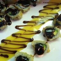 Photo taken at Tuxedo Sushi by Brog L. on 8/6/2012