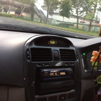 Photo taken at Jurong Island Checkpoint Pass Office by Rhey M. on 8/8/2012