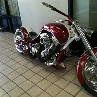 Photo taken at Al Lamb's Dallas Honda by Abel M. on 8/10/2012