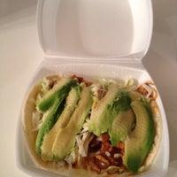 Photo taken at Pineda Tacos by Ben N. on 4/22/2012