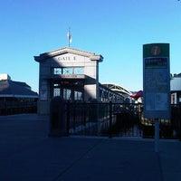 Photo taken at Gate E - Alameda/Oakland/Harbor Bay Ferry Dock by John R. on 9/3/2012