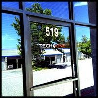 Photo taken at Tech One by Joe M. on 5/12/2012