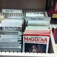 Foto tomada en Madrid Comics por José Ramón M. el 2/11/2012